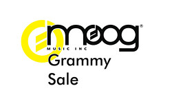 Moog grammy sale