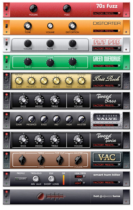 Focusrite Guitar FX Suite