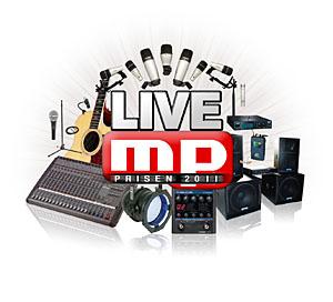 b479f3d2a Musikkweb.no | MP-Prisen 2011: LIVE Prisen